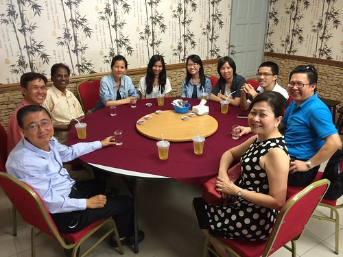 Lunch after ministry at Calvary Assembly | by Kenny Song