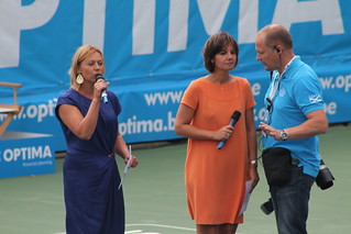 Sabine Appelmans and Dominique Monami | by tennis buzz