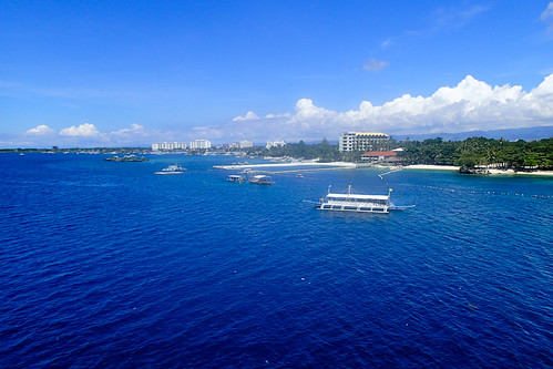 vacation beach resort marinesports フィリピン tambulibeach 中央ヴィサヤ ラプ=ラプ philippinesフィリピン cebuセブ mactanislandマクタン島 parasailingパラセイリング tg28230985 jparkislandresortwaterparkcebu