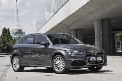 MY Audi A3 etron - First Drive   by The National Roads and Motorists' Association