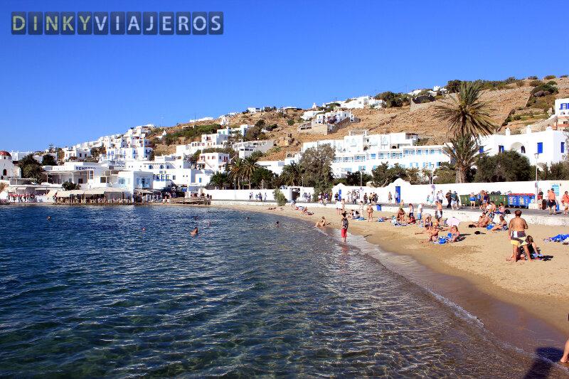 Mykonos. Playa