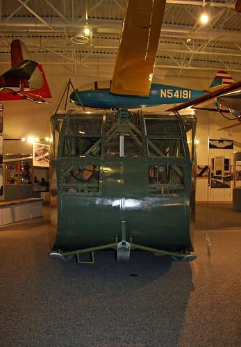 glider dday sailplane vintageaircraft worldwariiaircraft museumdisplay preservedaircraft assaultglider museumaircraft nationalsoaringmuseum