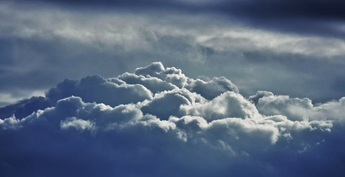 clouds | by oneiric wanderings