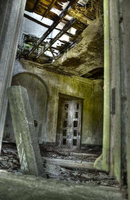 Old Haddo Mansion