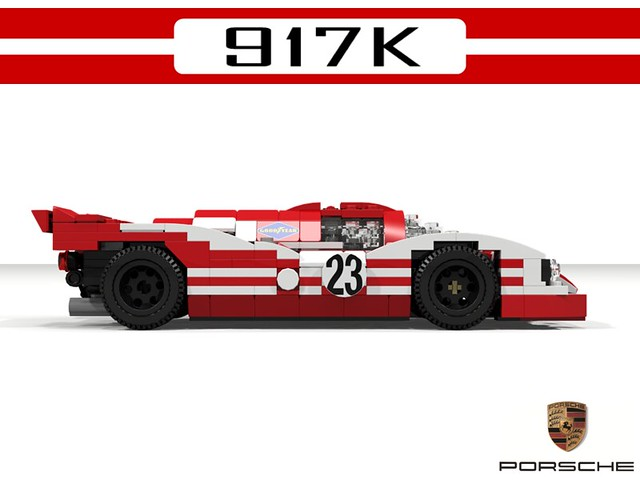 Porsche 917K Salzburg