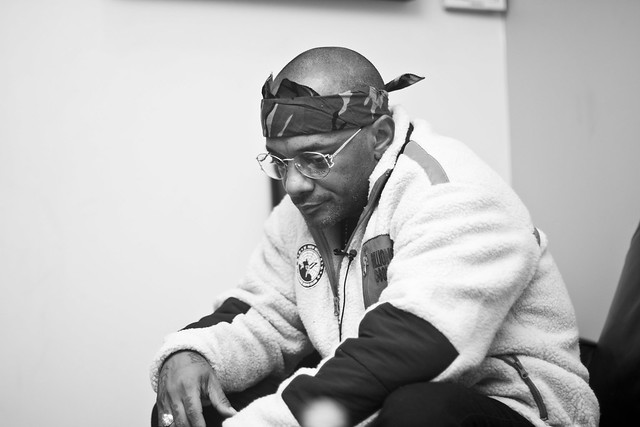 Ladies & Gemtlemen, 1/2 of The Most influential Hip Hop Duo, Mobb Deep, I give to you, Prodigy.