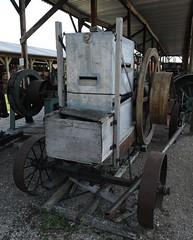 International Harvestor 15 hp. portable gas engine