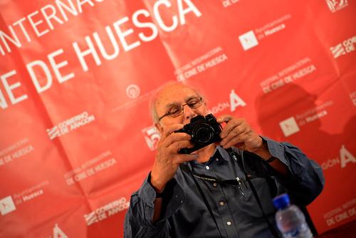 Rueda de Prensa Carlos Saura   by festivalinthuesca