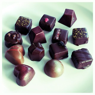 Chocolates from the Winchester Cocoa Co | by Fareham Wine