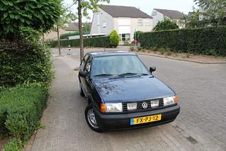 VW Polo 2F Coupé | by jcottervanger