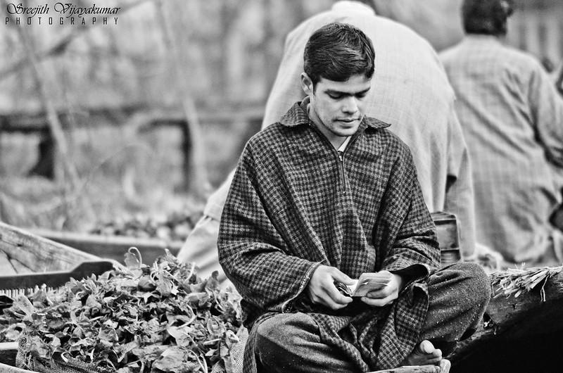 People of Kashmir