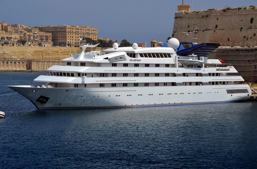 Dubawi The 90 60m Superyacht Dubawi In Malta K B Flickr