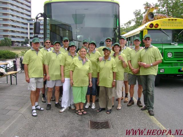 2007-07-16 Startbewijs op halen en vlaggen parade. (12)