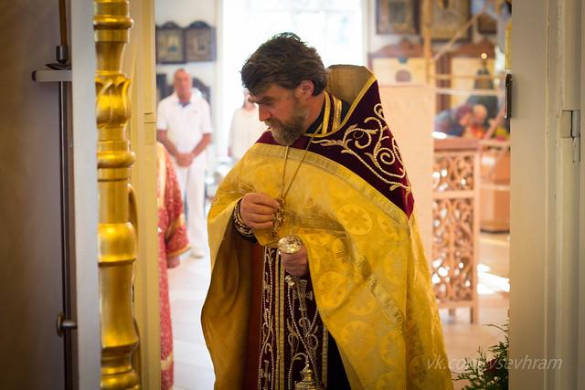 6 августа 2014, Память Святых Благоверных князей Бориса и Глеба