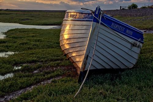 sunset boat pentax somerset weir porlock k20d sigma18250mmmacro