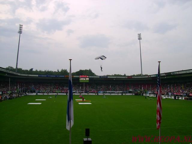 2007-07-16 Startbewijs op halen en vlaggen parade. (39)