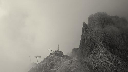 landscape austria tyrol bwphotography hafelkar