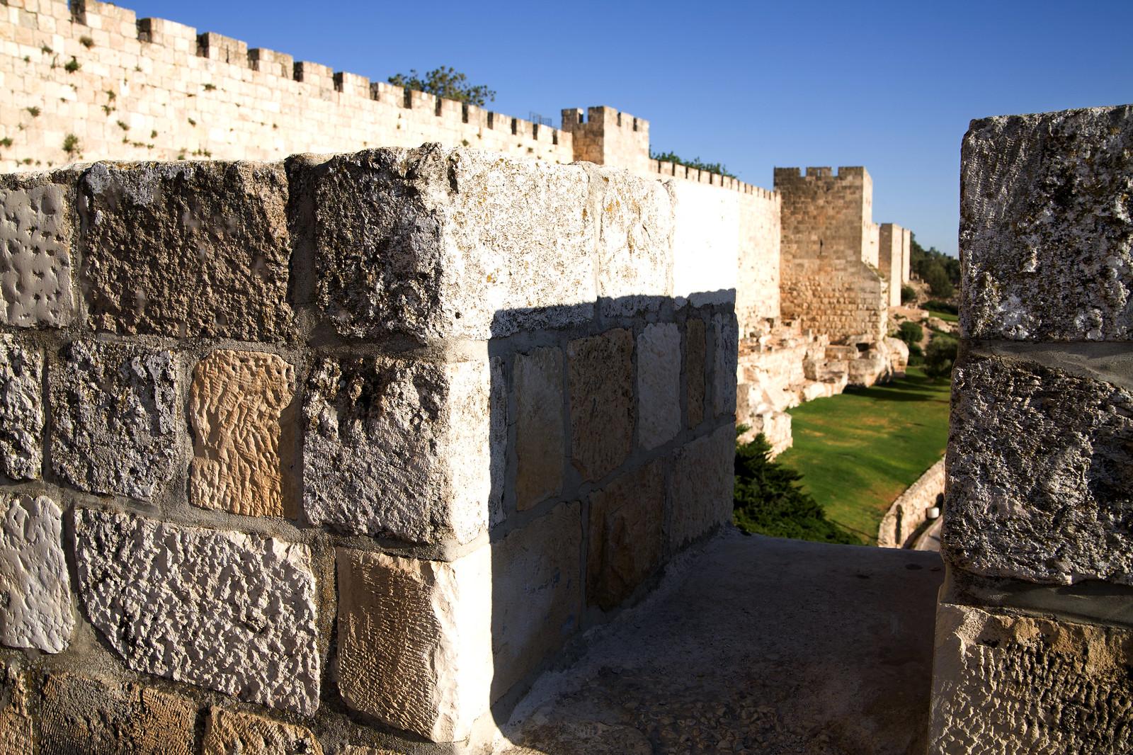Jerusalem_Old City Walls_2_Noam Chen_Jerusalem