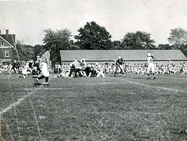 1949-Organization day-Football Game