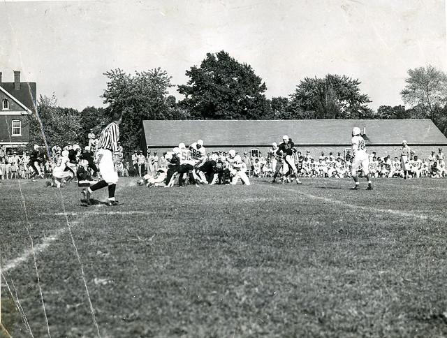 1949-Organization day-Football Game