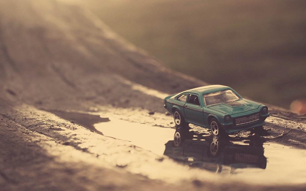 American Muscle Car Toy Miniature Hd Wallpaper Zibran Siddiqui