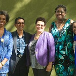Jackie Kay and friends |