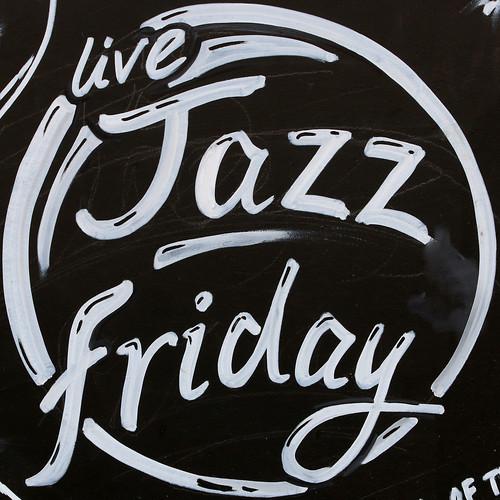 live Jazz Friday | by Leo Reynolds