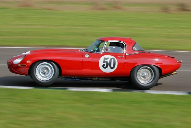 1961 Jaguar E-Type 'semi-lightweight'