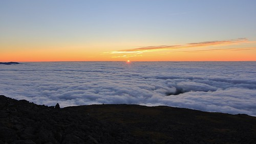 park new sunset white mountains color canon washington lafayette mt state peak nh franconia hampshire presidential september mount observatory summit sept range obs 2014 mwo presidentials 1755mm 60d undercast