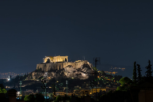 Acropolis by night | by vasmav