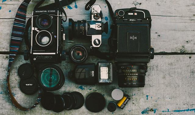 lens máy phim