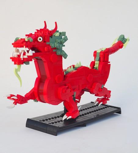 Red Dragon | by W. Navarre