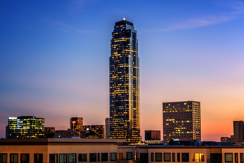 houston texas riveroaks williamstower skyscraper building architecture skyline cityview cityscape downtown sunset sunrise