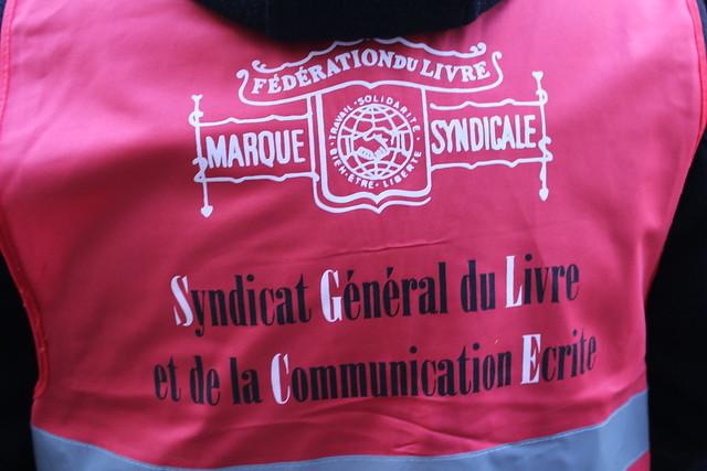 Syndicat Général du Livre et de la Communication Écrite (SGLCE)