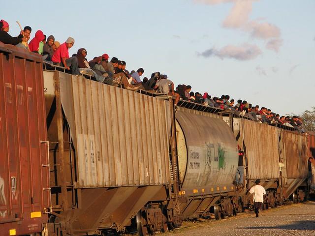 train mexico group fundraising migrant socialmedia advertisingcampaign externalmedia msfdigitalpublications msfpublications