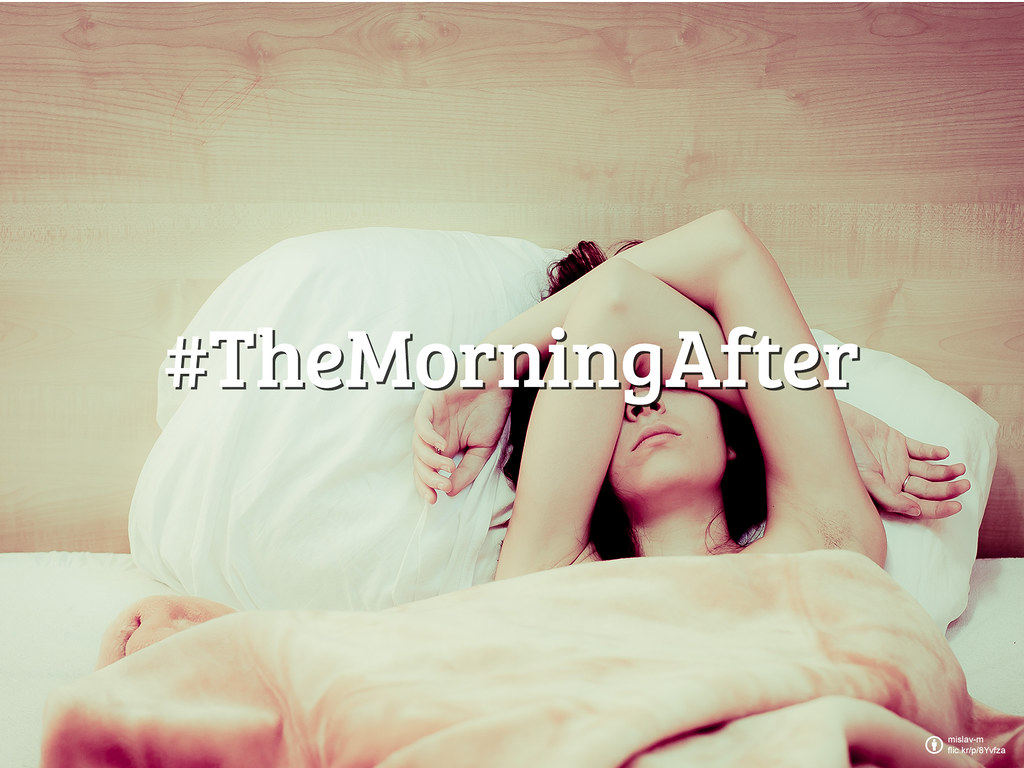 #FlickrFriday: #TheMorningAfter | It doesn't matter with happened last night, it's a brand new day. Take a picture and share it with us in the Flickr Friday group adding the #FlickrFriday and #TheMorningAfter tags.