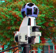 Google Street-view camera 3D