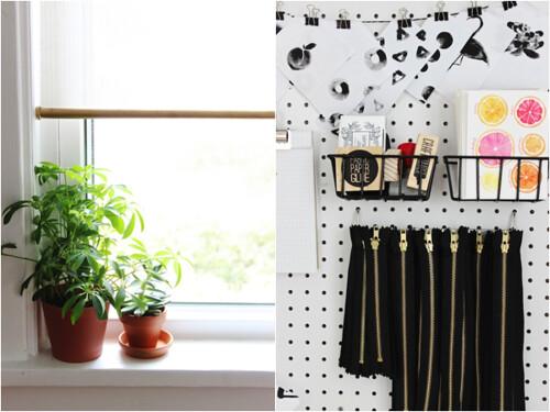 Craft Room Upgrades 6 | by fabricpaperglue
