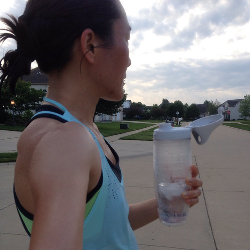 Post Run selfie | by shirley319