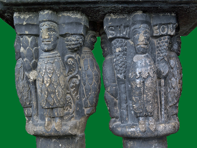 Eight of the twelve sons of Jacob - Simeon