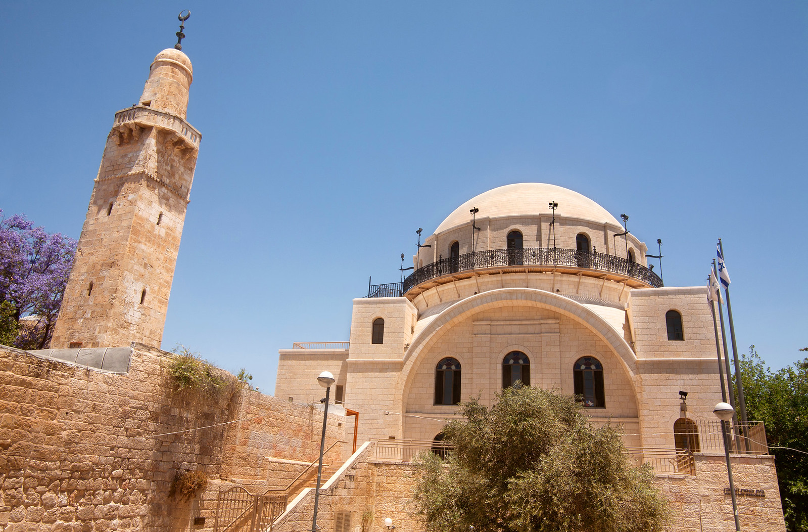 Jerusalem_Hurva Synagogue_2_Noam Chen_IMOT