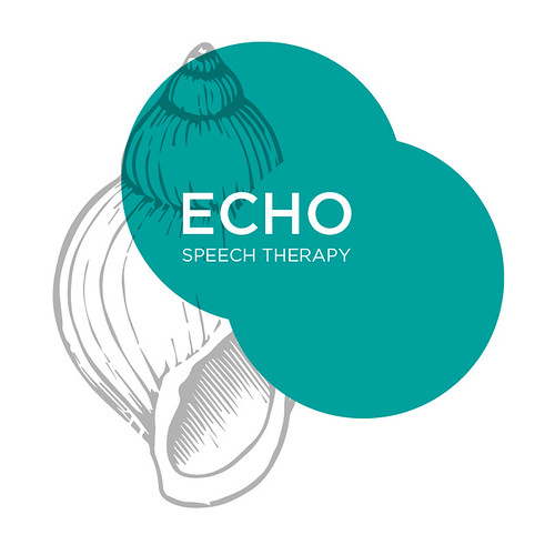 Echo Speech Therapy Logo | by sikelianos