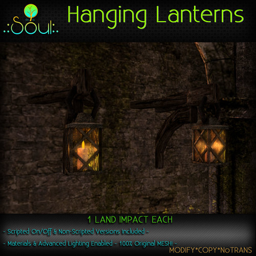 2014 Hanging Lanterns | by .:Charlie:. of .:Soul:.