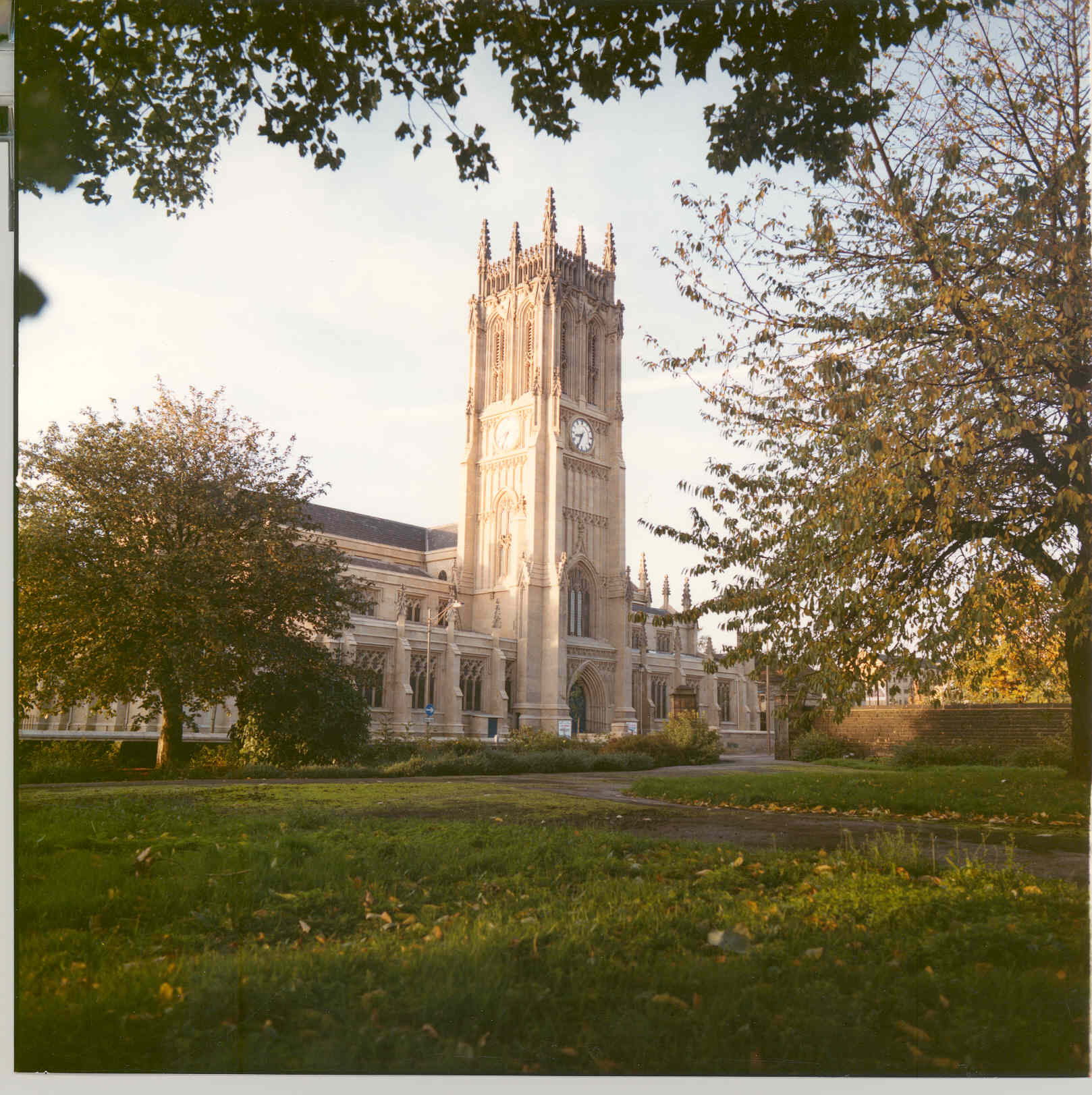 St Peter Kirkgate, Leeds Yorkshire