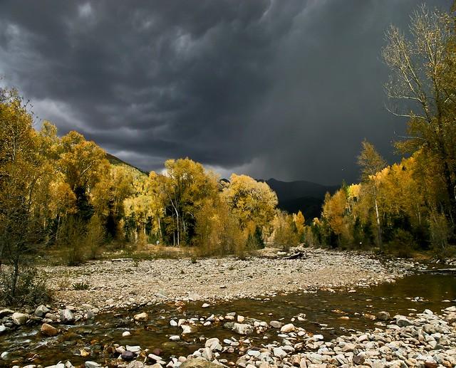 Storm in La Plata Canyon II