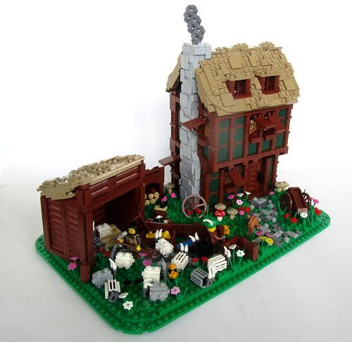 Daydelon Sheep Farm