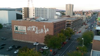 Parking Garage POV | by Kenneth Wesley Earley