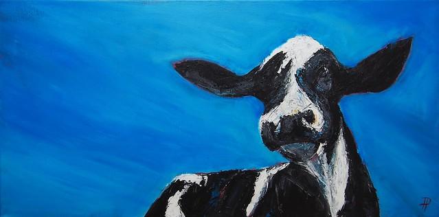 Cow on the Range