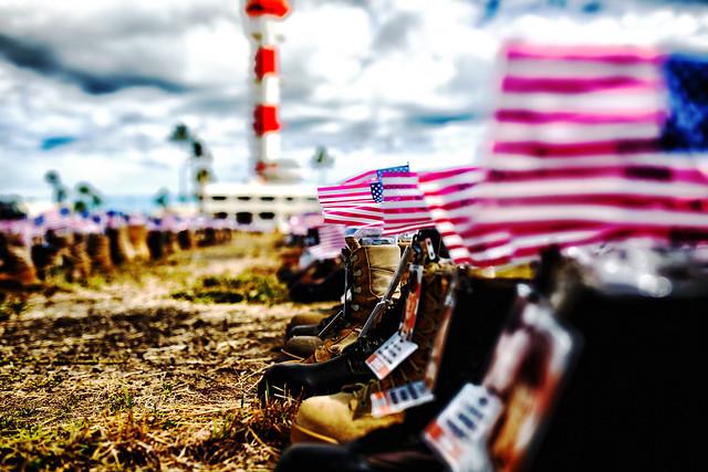 Boots on Ground
