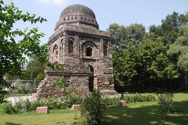 Saki Gumti, Green Park, Delhi
